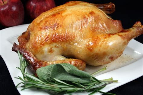 alton brown whole chicken alton browns brined turkey recipe genius kitchen