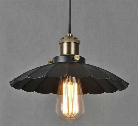 Rustic Kitchen Pendant Lights Rustic Chandelier Light Ceiling Fixture Kitchen Dining Room Industrial Pendant A Ebay