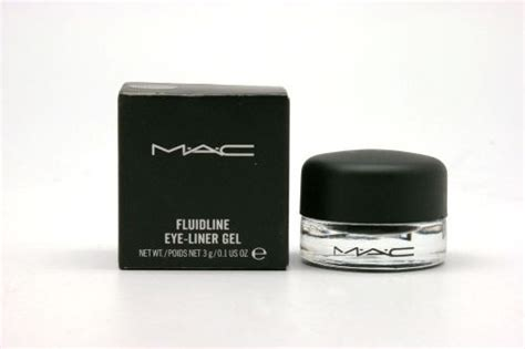 Mac Eyeliner Gel Murah delineador em gel fluidline m a c r 201 plica the world make up
