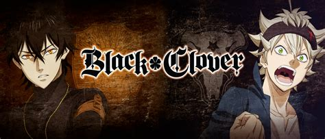 wallpaper hd black clover english dub review black clover quot asta and yuno