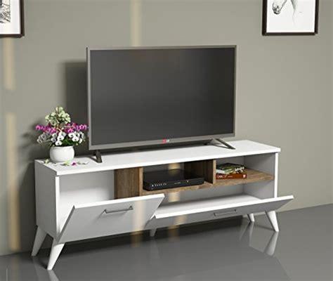 porta tv a muro con mensola set soggiorno bianco noce porta tv lowboard con