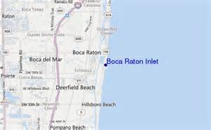 map boca raton florida boca raton inlet surf forecast and surf reports florida