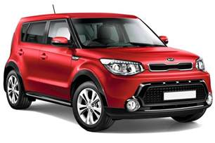 Kia Soul Images Kia Soul Hatchback Carbuyer