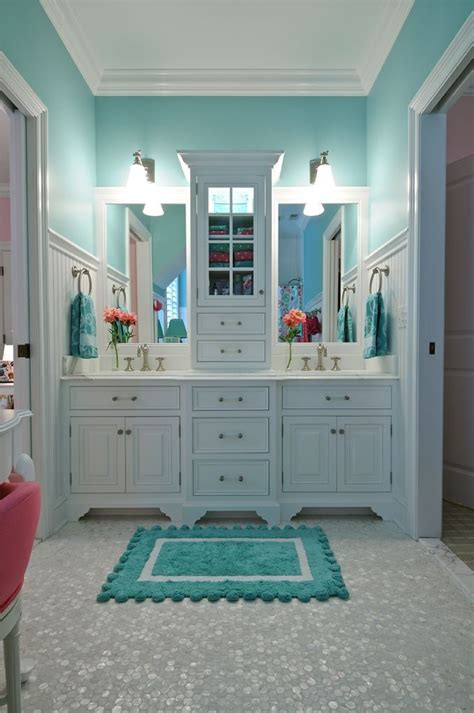 turquoise and pink bathroom house of turquoise turquoise and pink love this bathroom
