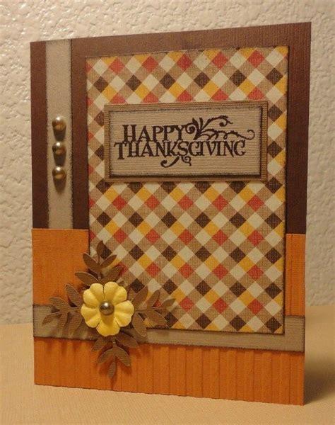 Handmade Thanksgiving Card Ideas - thanksgiving card ideas km creative