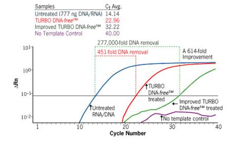 determining genomicdna contamination rt controls