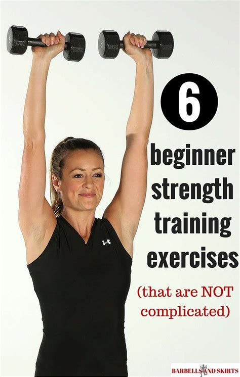 weight bench exercises beginners 6 beginner strength training exercises that are simple