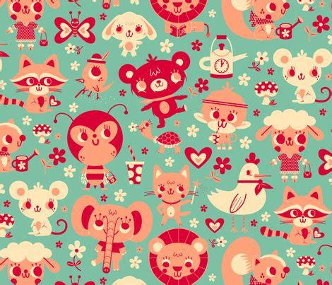 cute pattern material 59 best images about cute fabrics for doll clothes on