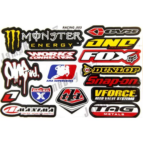 Sticker Tuning Para Motos by Calcomanias Para Motos Yamaha Imagui