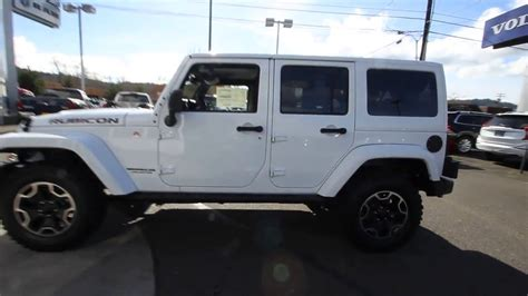 rubicon jeep white 2016 jeep wrangler unlimited rubicon white gl180019