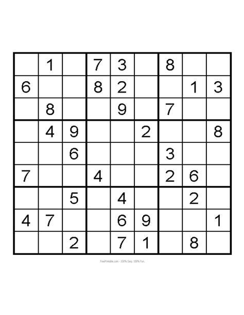 printable sudoku very easy very easy sudoku advanced images search