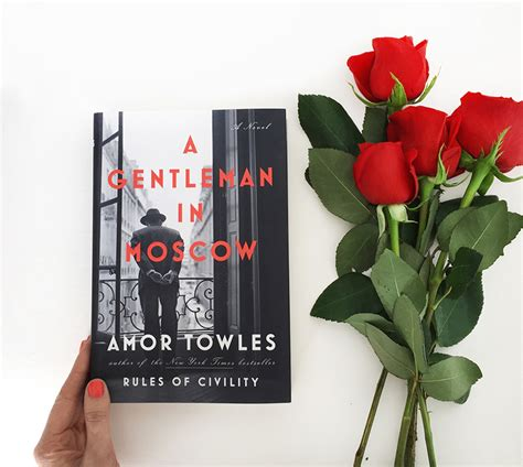 A Gentleman In Moscow A Novel Random House Large Print Towles 9781524708696 Our Fictional S Day Date Read It Forward