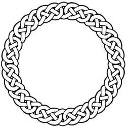 celtic circle vector clipart best