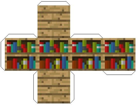 free printable minecraft papercraft blocks isaac room