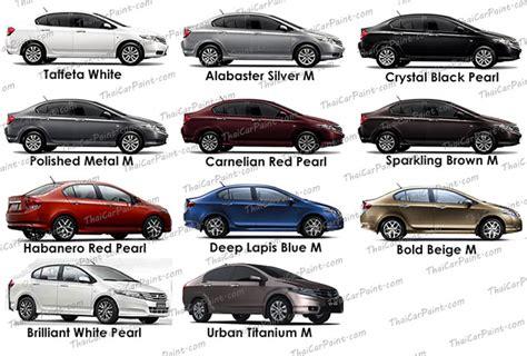 honda city color 2017 2018 best cars reviews