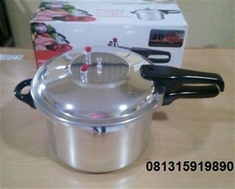 Panci Presto Viva Panci Presto Viva Pressure Cooker Stainless Steel Anti Karat 12 Liter