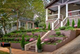 Simple front yard landscaping designs ideas pictures and diy plans