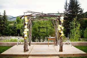Outdoor Wedding Ceremony Decorations 187 by Rustic Altar Outdoor Wedding Ceremony Aisle Reception