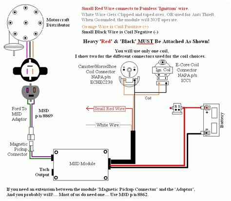 cdi ignition wiring diagram wiring diagram and schematic