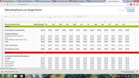 How To Set Up An Excel Spreadsheet For Accounts by How To Set Up A Budget Spreadsheet In Excel Buff