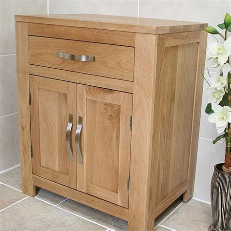 Bathroom Oak Furniture Bathroom Vanity Unit Oak Modern Cabinet Wash Stand Travertine Top Basin 502 Ebay