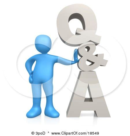 royalty free (rf) q and a clipart, illustrations, vector
