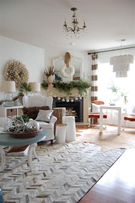 homes gardens christmas ideas