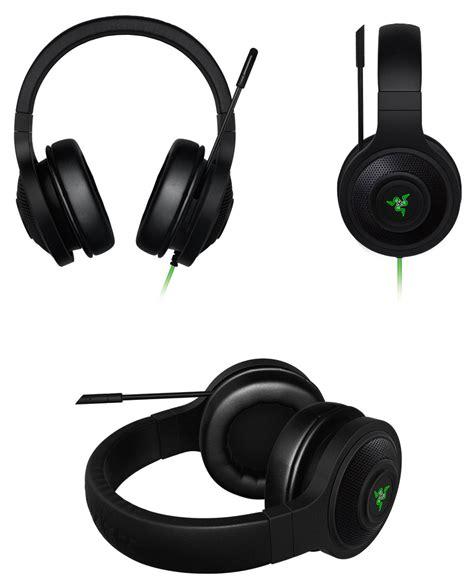 Headset Razer Kraken Usb razer kraken usb gaming headset rz04 01200100 pc gear