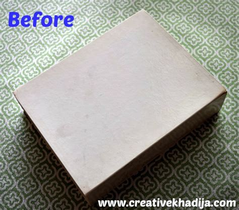 Can You Use Any Paper For Decoupage - how to decoupage and design an ordinary box tip junkie