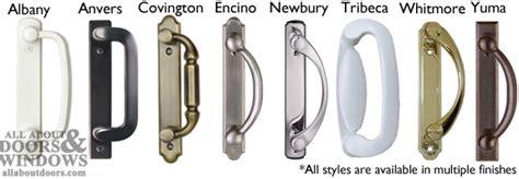 andersen covington door handle how to install andersen gliding door handleset and lock