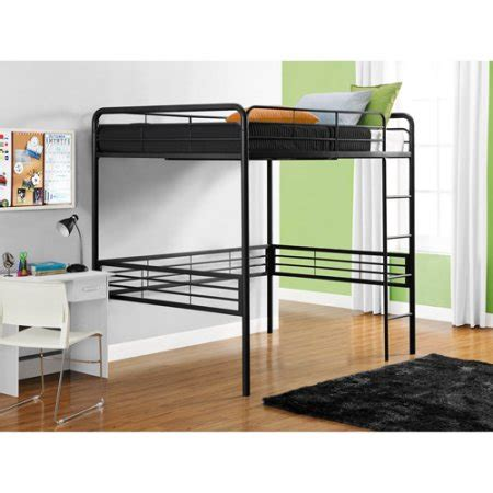 black metal loft bed with desk metal loft bed with desk desk