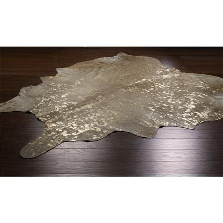 gold cowhide rug metallic cowhide rug available in 3 colors beige and silver beige gold metallic white