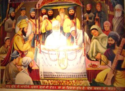 a bowing in respect to shri guru granth sahib sri guru granth sahib ji maharaj sikhee