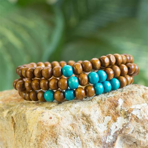 Handmade Wooden Bracelets - s bracelets the complete style guide just in time