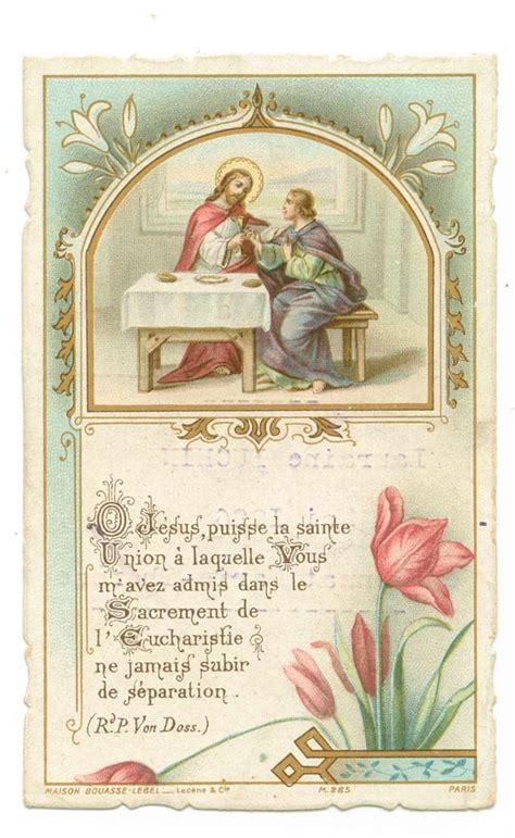 catholic cards holy cards 2 catholic childhood