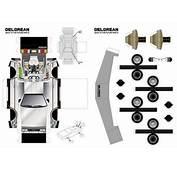 Great Scott A Papercraft Back To The Future II DeLorean