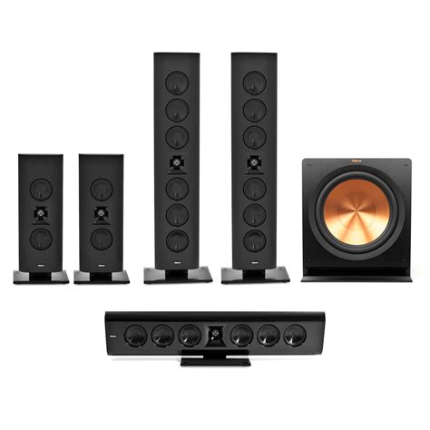 gallery home theater systems klipsch