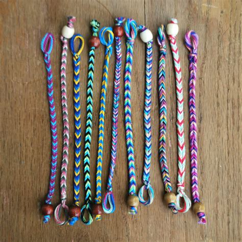 How To Make Handmade Bracelets With Threads - 13 easy fishtail braid bracelets guide patterns