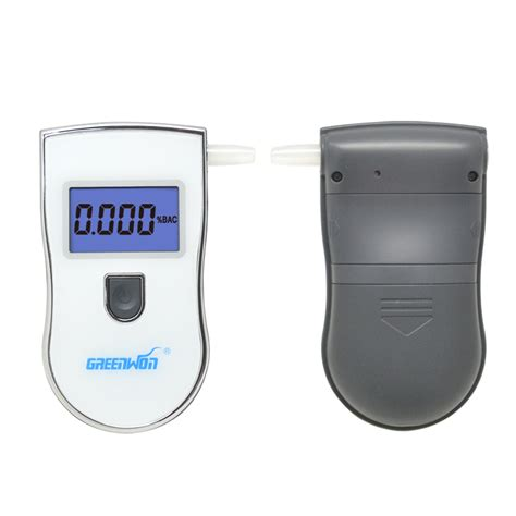 Tester Alkohol Detector Breathalyzer At 818 2013 new patent portable digital mini breath tester wholesales a breathalyzer test with