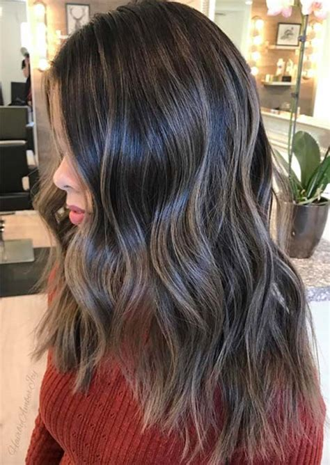 Balayage Hair Colors With Highlights Balayage Balayage Hair Trend 51 Balayage Hair Colors Highlights Glowsly