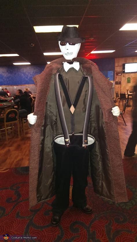 invisible man costume photo