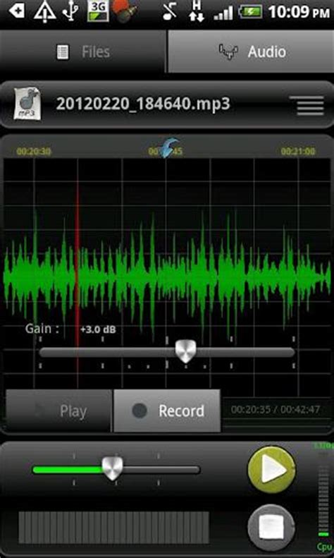 recording app for android top 10 audio recording app for android and iphone