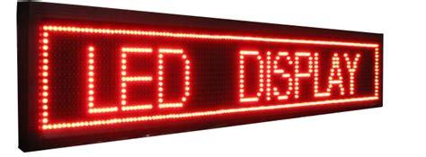 Lu Led Running Text svetle艸e reklame led display led displeji brendiranje vozila izloga led displeji svetle艸e