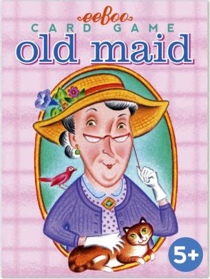 old maid playing cards | 689196815607 | item | barnes & noble®