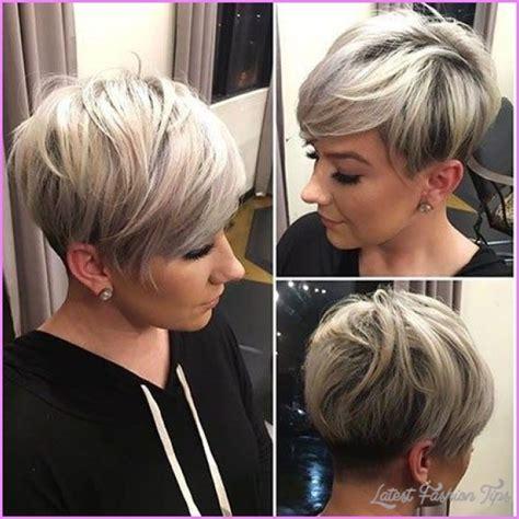 haircuts 2018 women s short 2018 short hairstyles for women latestfashiontips com