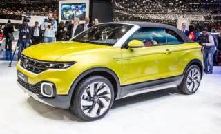 volkswagen t cross breeze concept photos and info – news