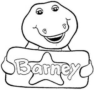 barney coloring pages barney coloring pages coloring pages to print barney