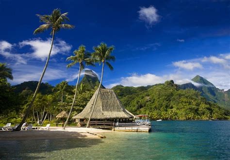 High Summer Schlepping by Moorea Is The World S Most Beautiful Island You Ve Never