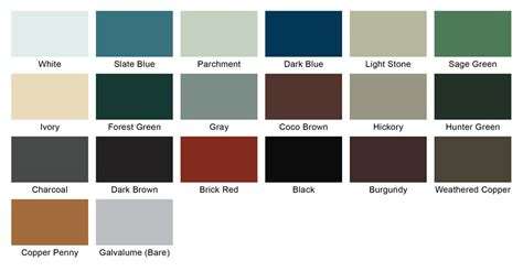 duracoat color chart montana gold gold line spray k2forums payless gutters siding inc