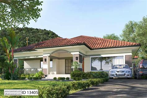 3 bedroom bungalow house plans kenya beautiful simple